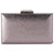 ELLE Metallic Rectangular Clutch