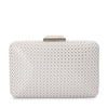 HANNAH Laser Cut Clutch Olga Berg Bag