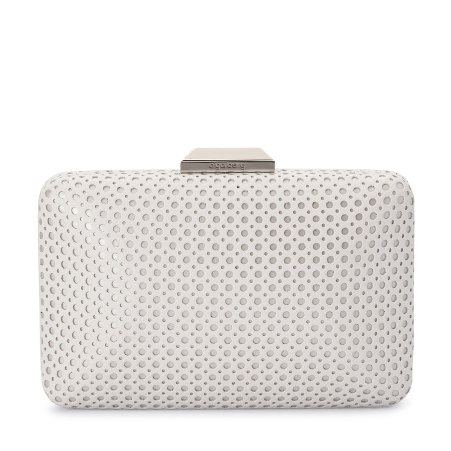 186c5e45b White Clutch Bag - Buy Online Now | OLGA BERG Australia