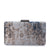 JAZZ Jacquard Splatter Clutch