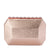 TABITHA Metallic Crystal Lock Clutch