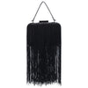 ALESSIA Fringed Top Handle-Bag-Olga Berg