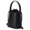 Olga Berg SANNER Drawstring Top Handle Bag