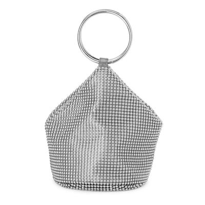 BIANCA Ball Mesh Handle Bag