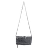 NICOLE Crystal Mesh Shoulder Bag