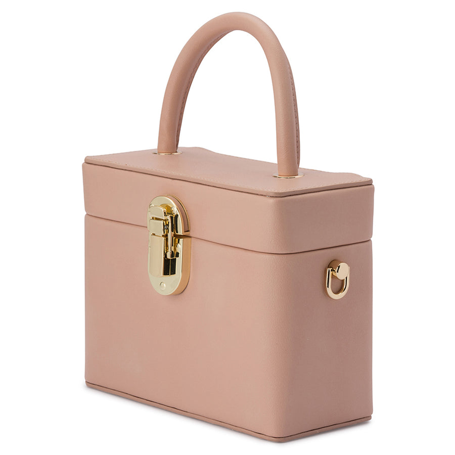 TRIXIE Top Handle Box Bag