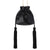 KHLOE Flat Mesh Drawstring Shoulder Bag