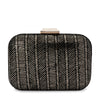 REN Tribal Metallic Clutch Olga Berg Bag