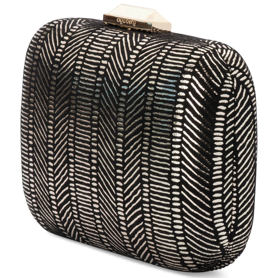 REN Tribal Metallic Clutch
