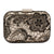 GRACE Metallic Lace Clutch