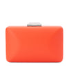 Olga Berg SONIA Pebbled Texture Clutch Bag