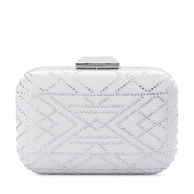 LINDY Satin Hot Fix Clutch-Bag-Olga Berg