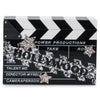 HOLLYWOOD Acrylic Clutch