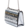 CHLOE Glitter Acrylic Shoulder Bag
