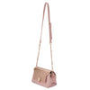 Mckenzie Blush Shoulder Bag Metallic Side View