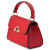 RAVIE Triangle Lock Top Handle-Bag-Olga Berg
