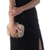 STELLA Ring Chain Clutch
