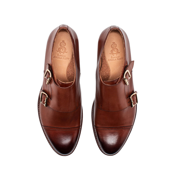 Mr. Colin Double Monkstrap