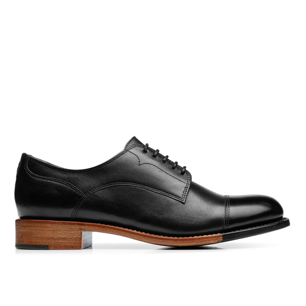 Mr. Franklin Toe Cap Oxford