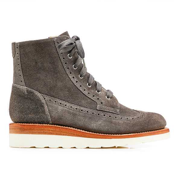 Mr. Harrison Wedge Combat Boot