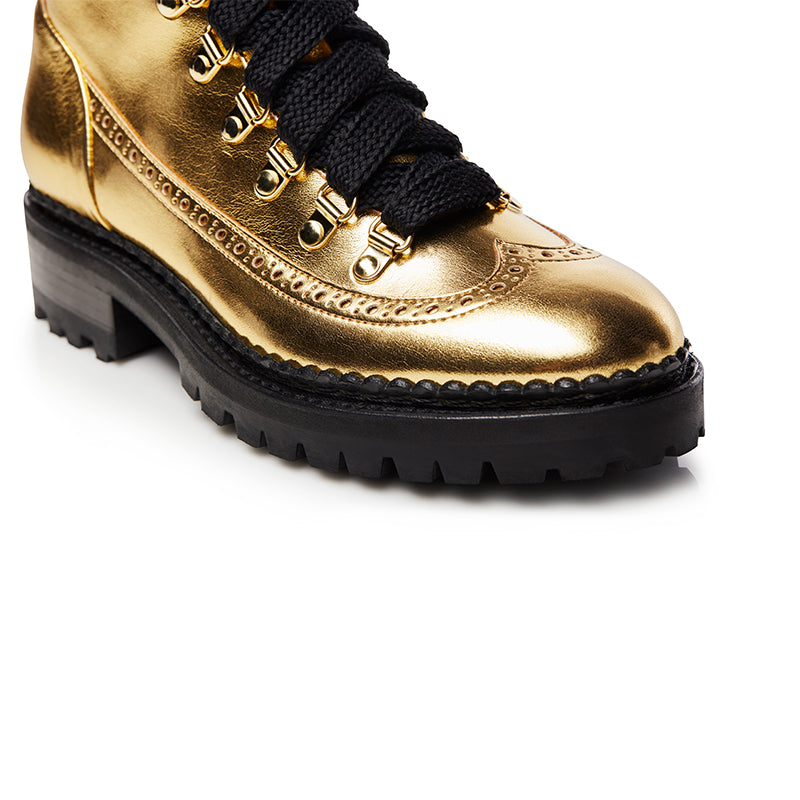 Mr. Bernard Lug Combat Boot