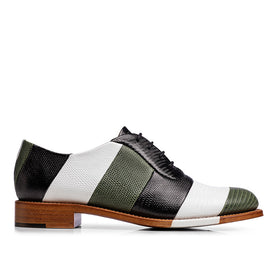 Mr. Smith Striped Oxford