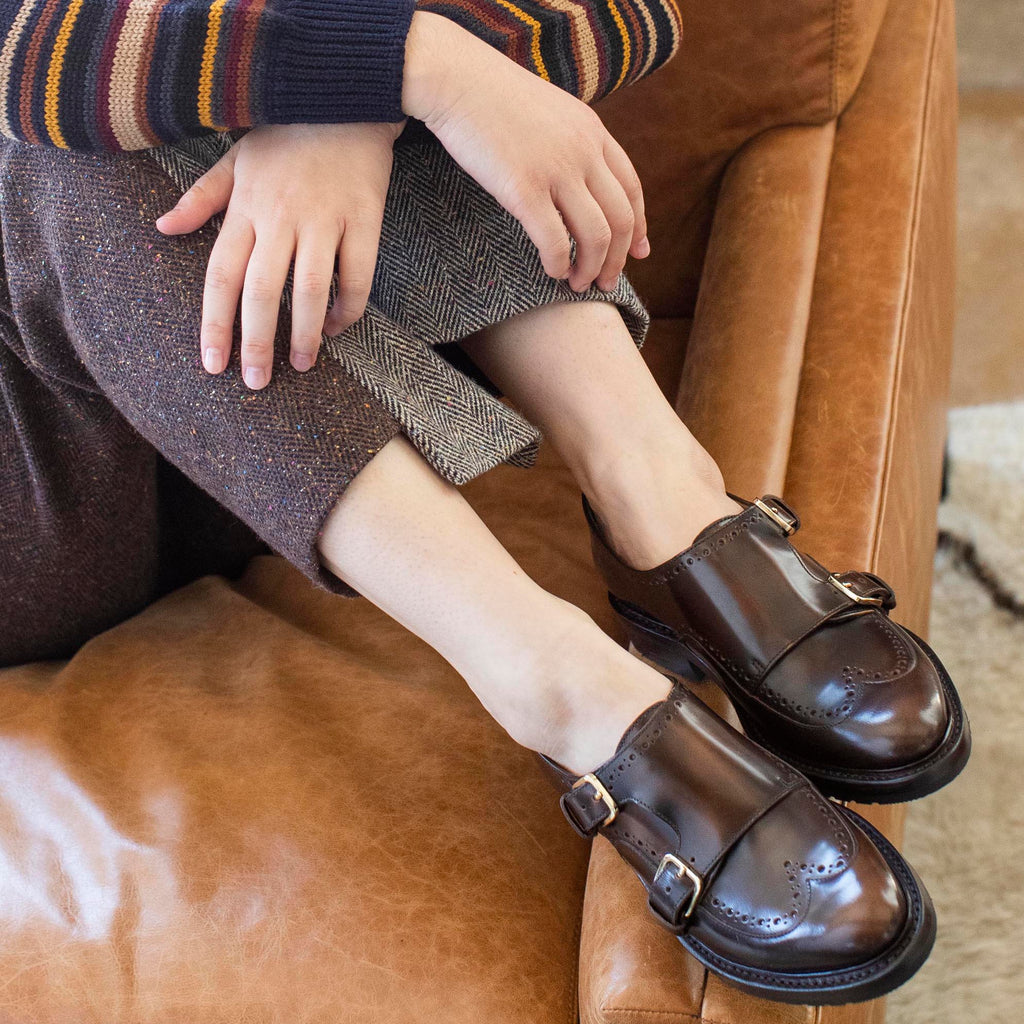 Mr. York Monkstrap - Wide