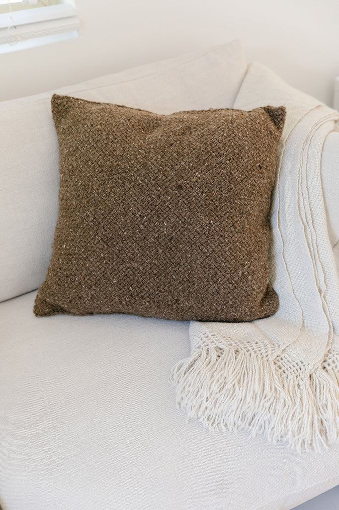 Monte Cushion #6 | Walnut
