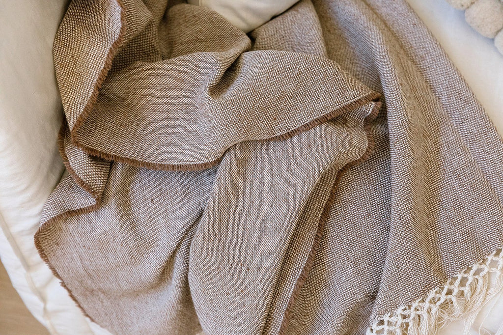 Puna Blanket | Pepper