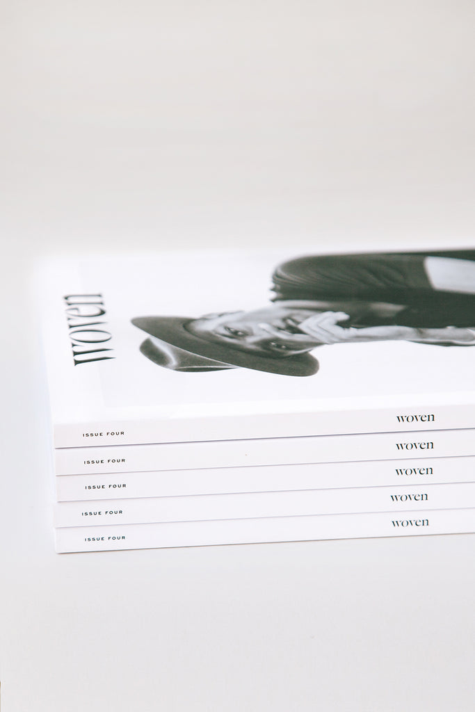 Woven Magazine Issue #4