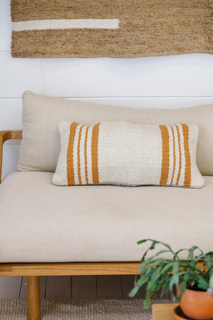 Monte Lumbar Cushion #16 | Desert & Natural