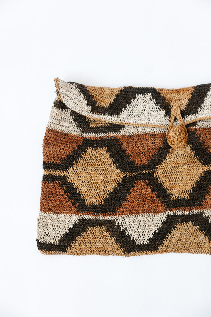 Litoral Woven Bag #0177