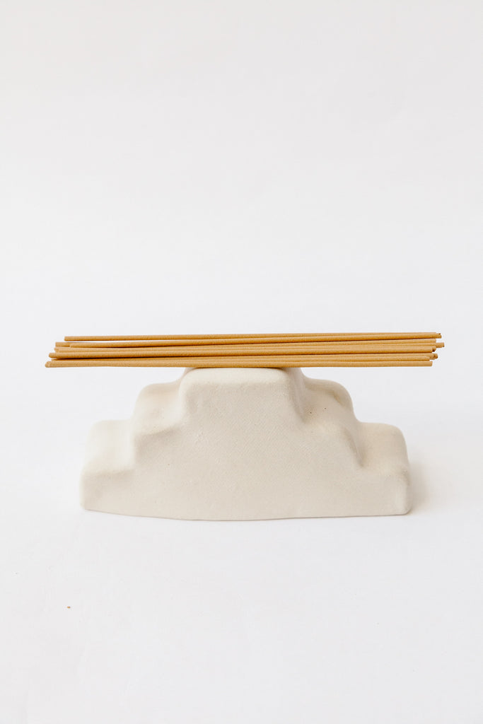 Adobe Incense Burner | Natural