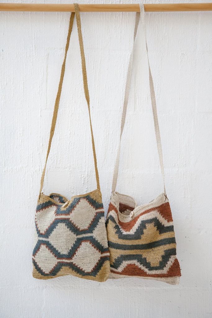 Litoral Woven Bag #0234