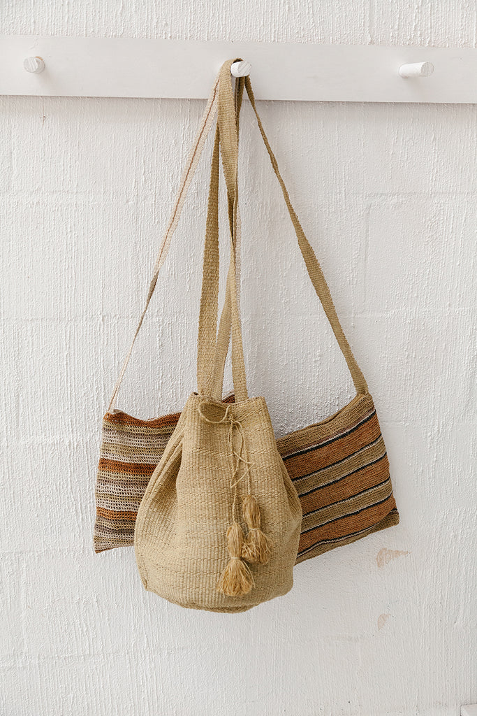 Litoral Woven Bag #0411