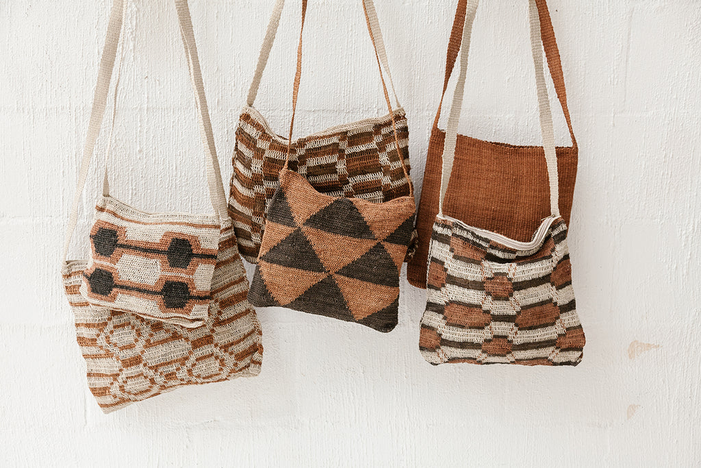Litoral Woven Bag #0419