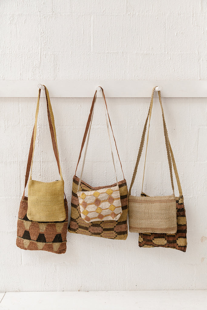 Litoral Woven Bag #0434