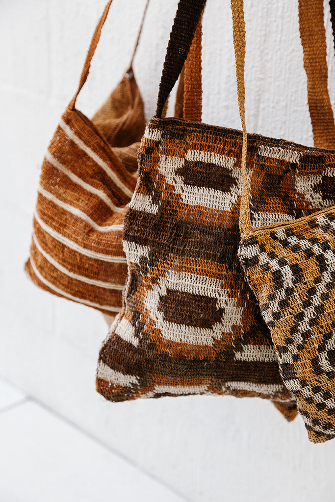 Litoral Woven Bag #0508
