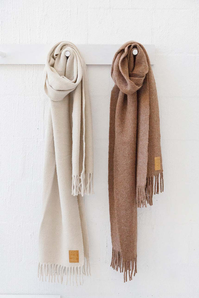 Pampa Scarf | Earth