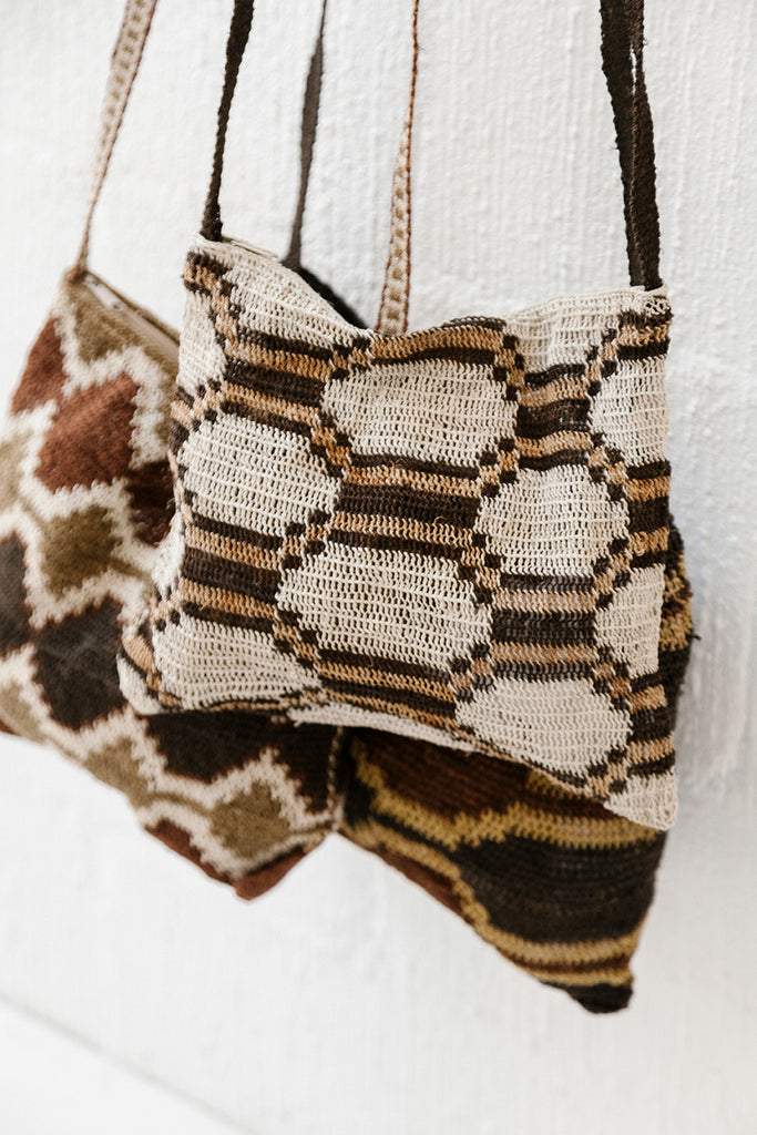Litoral Woven Bag #0494