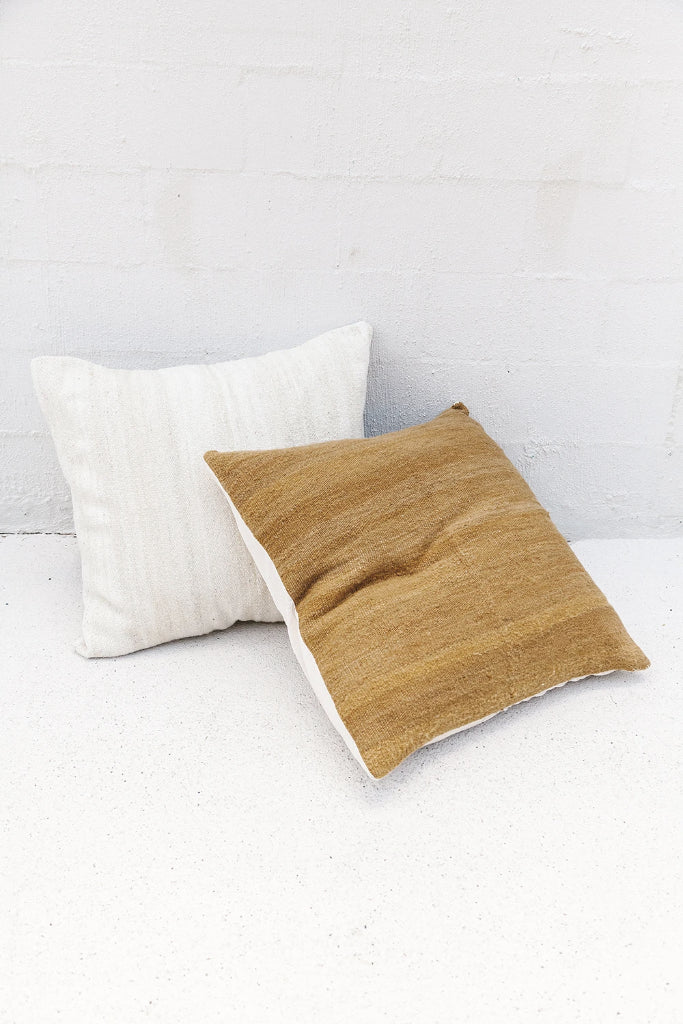 Puna Floor Cushion #1 | Camel