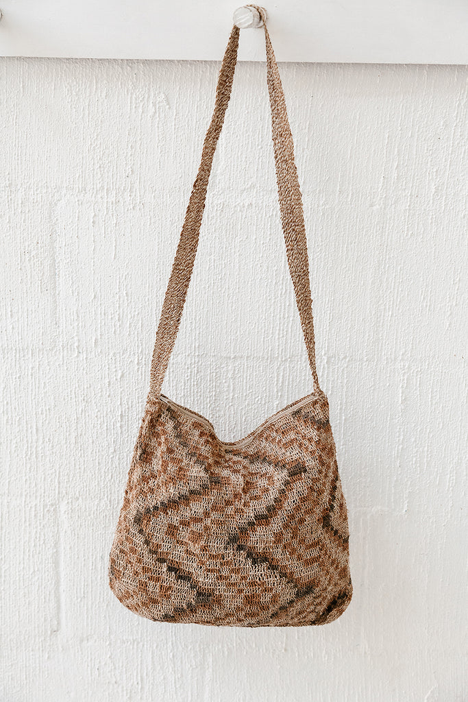 Litoral Woven Bag #0489