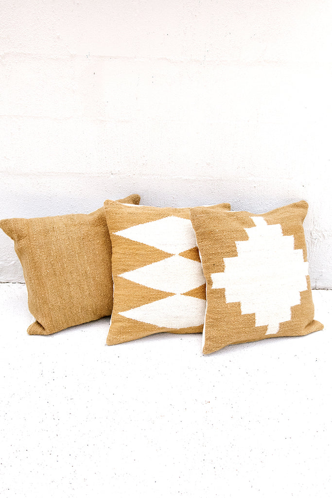 Puna Cushion #1 | Camel