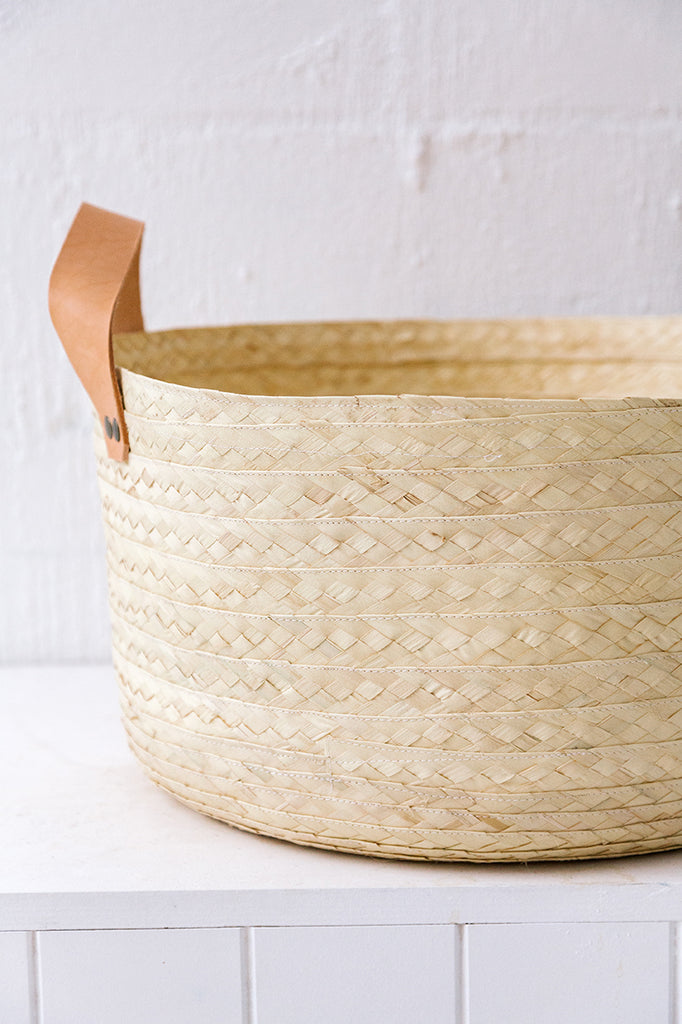 Litoral Palm Basket #5