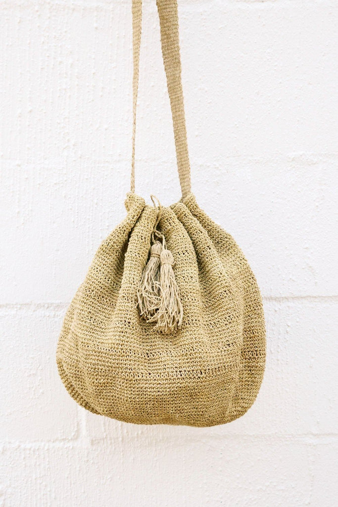 Litoral Woven Bag #0292