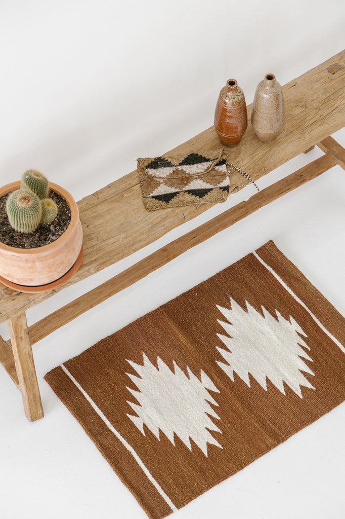 Mini Andes Rug #1334