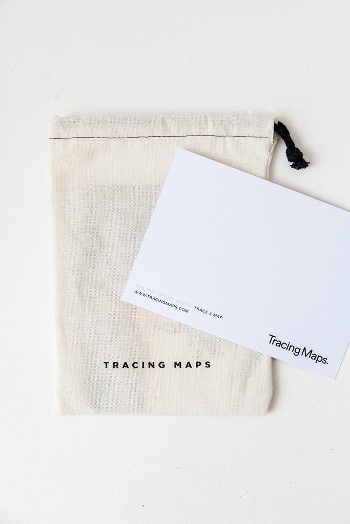 Art Postcards |Tracing Maps
