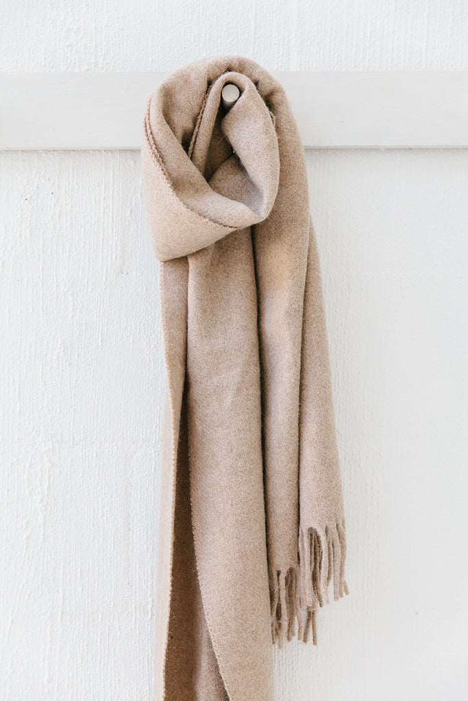 Pampa Scarf | Sand