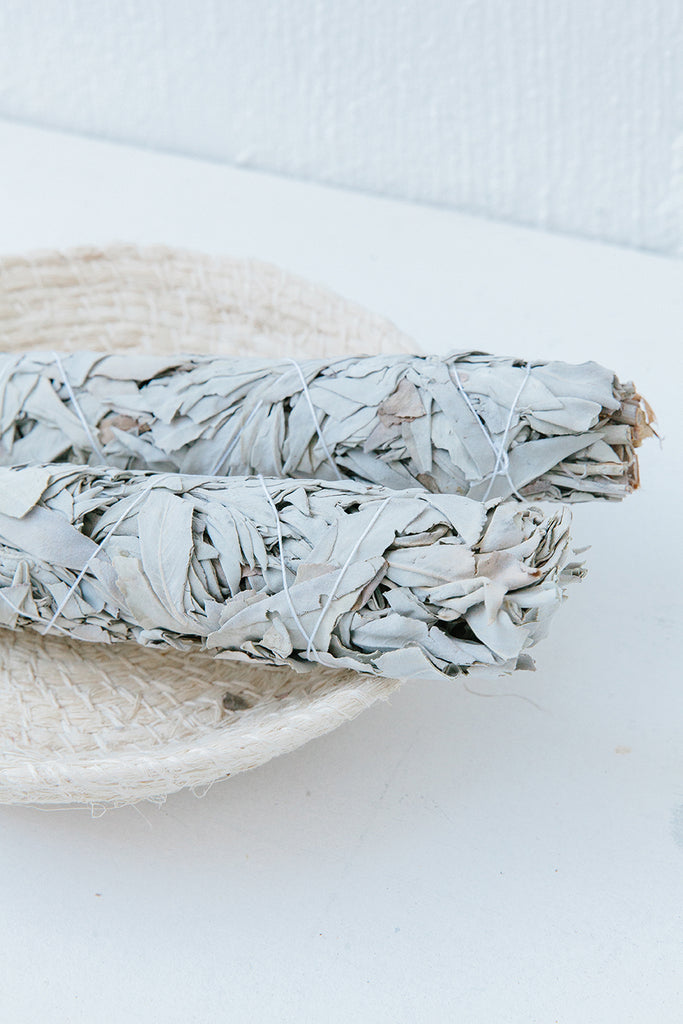 White Sage Smudge - Large