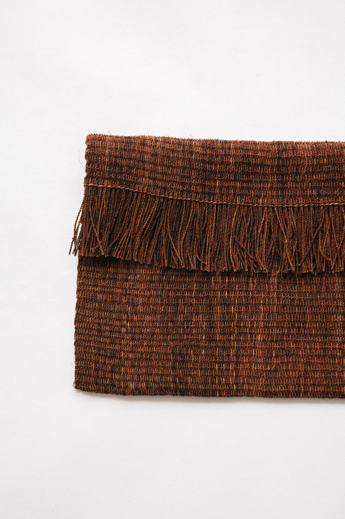 Litoral Woven Clutch #0347